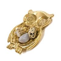 Brass Owlミニトレー