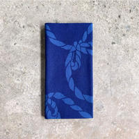 """Tie the knot"" Tenugui (hand towel) -2 Shades"