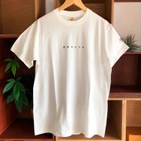amaoto Tシャツ(ホワイト)