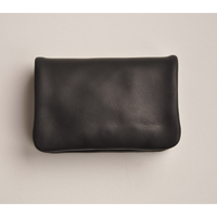GUIDI CALF 内縫いカード・コインケース