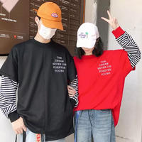 【NEW】THE DREAMデザインロングTシャツ 2カラー