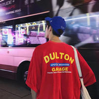 【GOOD】DULTONデザインTシャツ 4カラー
