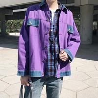 【GOOD】デニムリメイクジャケット 2カラー