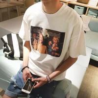【GOOD】STAYデザインボックスTシャツ 2カラー