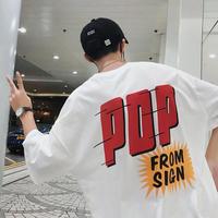 【NEW】POPデザインTシャツ 4カラー
