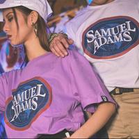 【STREET】SUMUELデザインTシャツ 4カラー