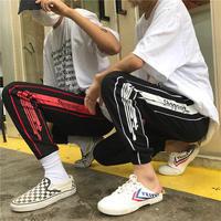 [TREND]shoppingラインパンツ 2カラー