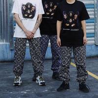 【2019SS】ペイズリーデザインラフパンツ 2カラー