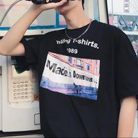 【GOOD】makingデザインTシャツ 2カラー