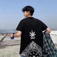 リーフストリートTシャツ【LA000191】