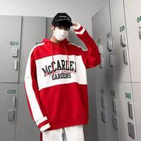 【売れ筋】Mcデザインフードパーカー 3カラー