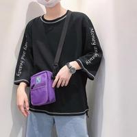 【DOPE】MONEY7部丈デザインTシャツ 2カラー