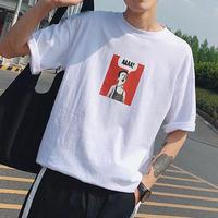 [HOT]AAAA!デザインTシャツ 2カラー