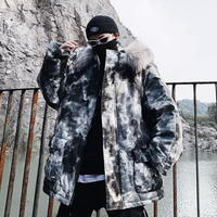 ファー付きWORDジャケット【LA00455】