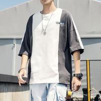 【COOL】モノクロカラーデザインTシャツ