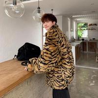 アニマルデザインウールジャケット【5P00378】