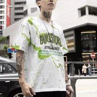 【TREND】FANYEデザインTシャツ 2カラー