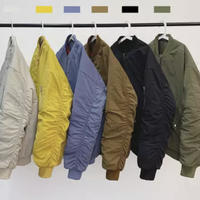 MA-1風デザインストリートジャケット【LA00550】