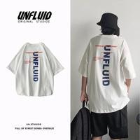 【大人気】UNFデザインオーバーサイズTシャツ【SA01077】