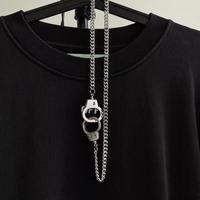 【売り切れ間近】Handcuffsデザインネックレス【NO00832】
