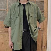 カジュアルオーバーサイズシャツ【PR00001】