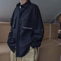 ダブルポケットデザインシャツ【LA00471】