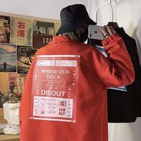 【大人気】DISOUTデザインジャケット【PR00756】