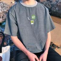 [COOL]コーヒーデザインTシャツ 4カラー