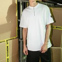 【数量限定】ホワイト刺繍デザインTシャツ