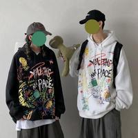 ペイントデザインストリートフーディー【LA00450】