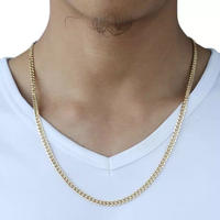 980円特別企画-《超数量限定アイテム》Chain  Necklace【N00007】