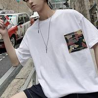 カモポケットTシャツ【LA00161】