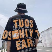 TUOSデザインTシャツ【LA000187】