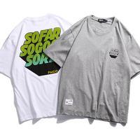 【GOOD】SOFARデザインTシャツ 2カラー