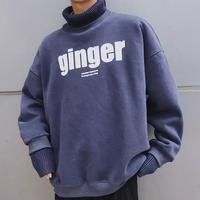 Gingerタートルネックトレーナー【LA00338】