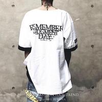 【HOT】JUDGMENTデザインTシャツ 2カラー
