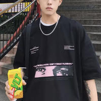 EYEデザインTシャツ【LA00245】