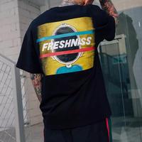 【COOL】FRESHデザインTシャツ 2カラー