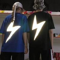[GOOD]リフレクディブデザインTシャツ 2カラー