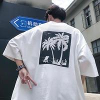 【トレンド】TreeオーバーサイズTシャツ 2カラー