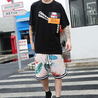 【売れ筋】SWOMEデザインTシャツ 2カラー