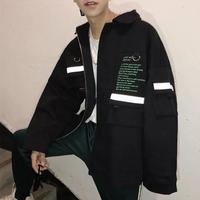【売れ筋】WORDストリートジャケット【LA00601】