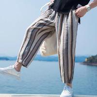 [COOL]ストライプラフパンツ