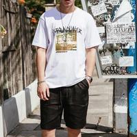 【COOL】JURNEYデザインTシャツ