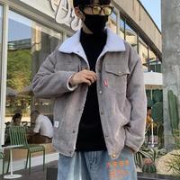 【COOL】コーデュロイデザインジャケット【PR00814】
