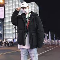 【大人気】ビックポケットデザインダウンジャケット 4カラー