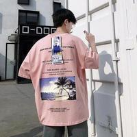 ビックサマーデザインTシャツ【PR00168】