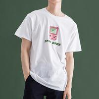 [売れ筋]ゲームボーイデザインTシャツ 3カラー