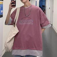 刺繍オーバーサイズTシャツ【S00134】
