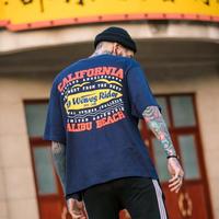 【STREET】カルフォルニアボートデザインTシャツ 3カラー